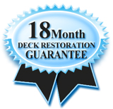 Wood Staining Guarantee